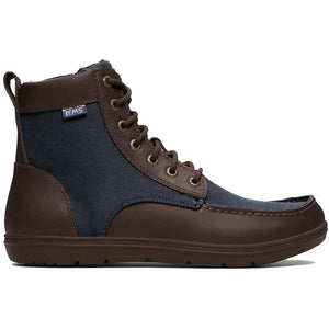 Lems Boulder Boot - Navy / Stout