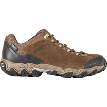 Oboz Bridger Low B-Dry Hiking Shoe - Canteen Brown side