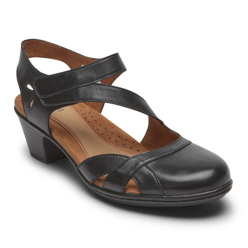 Rockport Cobb Hill Kailyn Slingback - Black