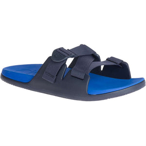 Chaco Chills Slide Sandal - Active Blue