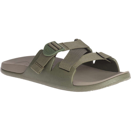 Chaco Chillos Slide Sandal - Fossil