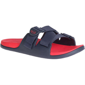 Chaco Chillos Slide Sandal - Navy