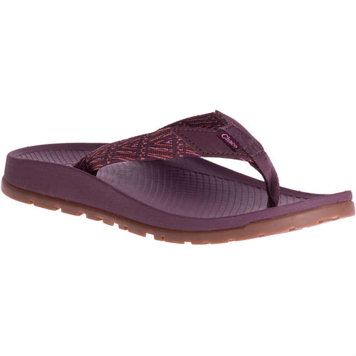 Chaco Lowdown Flip Sandal - Wayway Fig