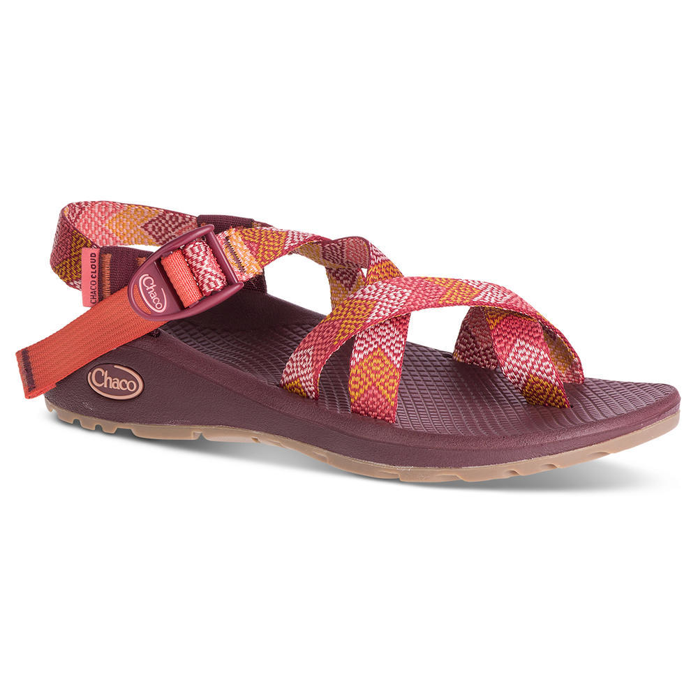 Chaco Z/Cloud 2 Sandal - Bind Blush