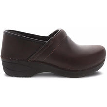 Dansko XP 2.0 Clog - Brown Waterproof Pull Up side