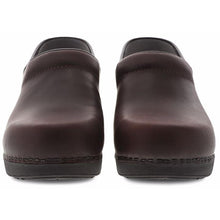 Dansko XP 2.0 Clog - Brown Waterproof Pull Up pair