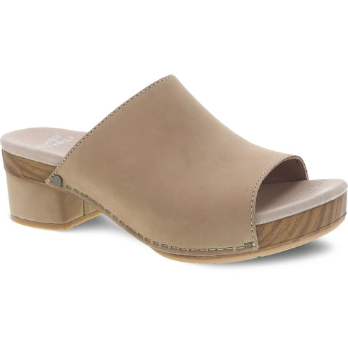 Dansko Maci Sandal - Honey Milled Nubuck
