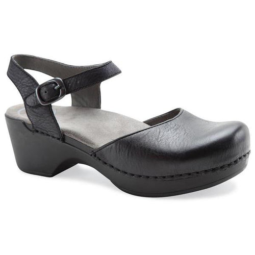 Dansko Sam Mary Jane - Black