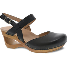 Dansko Taci Mary Jane - Black Waxy Calf