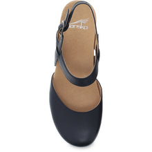 Dansko Taci Mary Jane - Black Waxy Calf Top