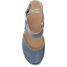 Dansko Taci Mary Jane - Denim Waxy Calf Top