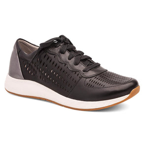 Dansko Charlie Sneaker - Black Leather
