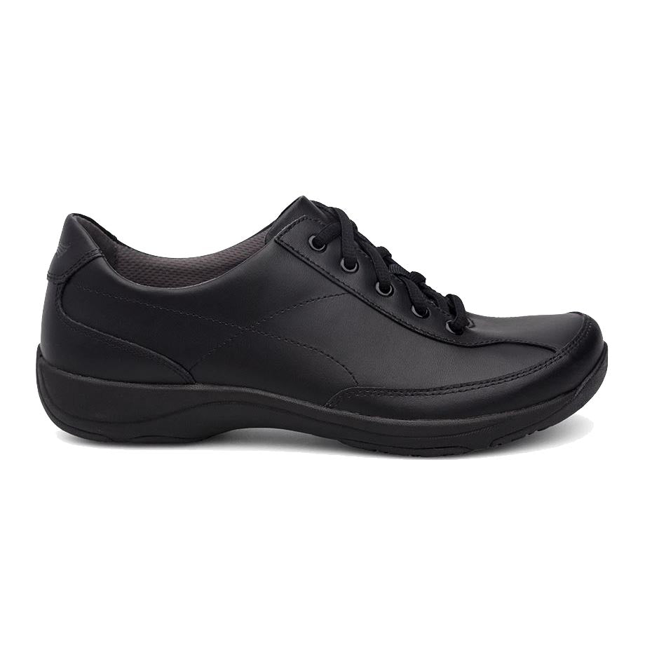 Dansko Emma Lace-Up - Black Leather