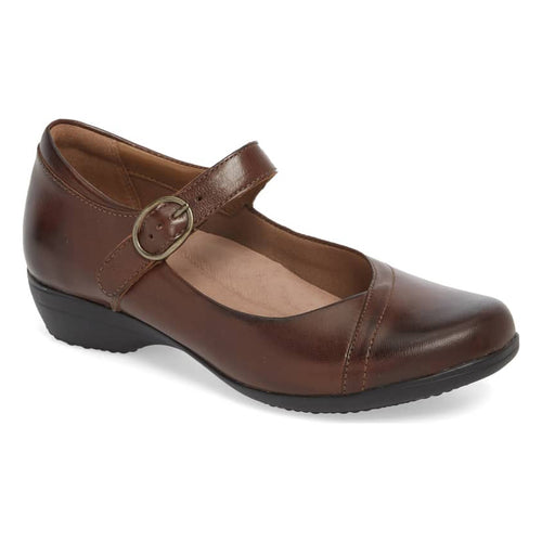 Dansko Fawna - Chocolate Milled Nappa