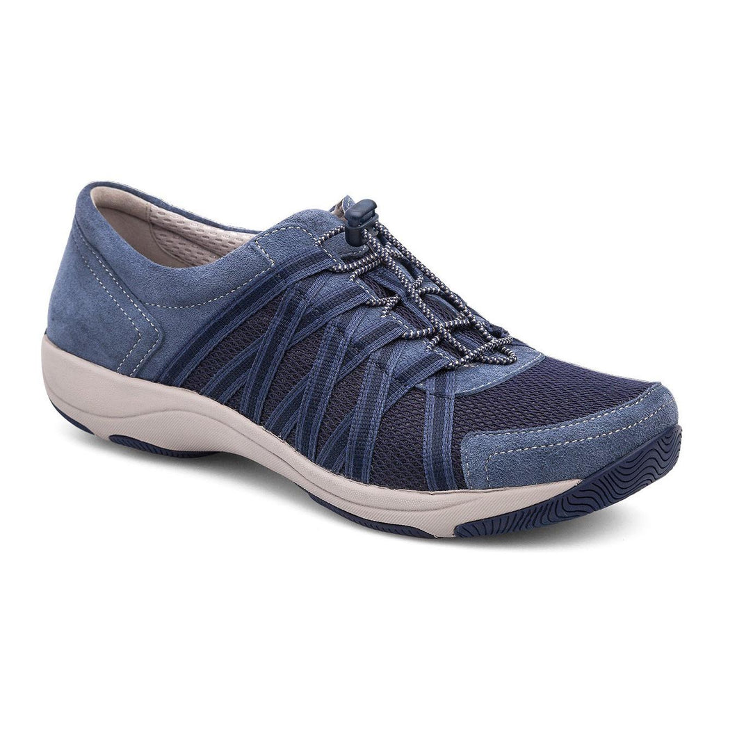 Dansko Honor Sneaker - Blue Suede