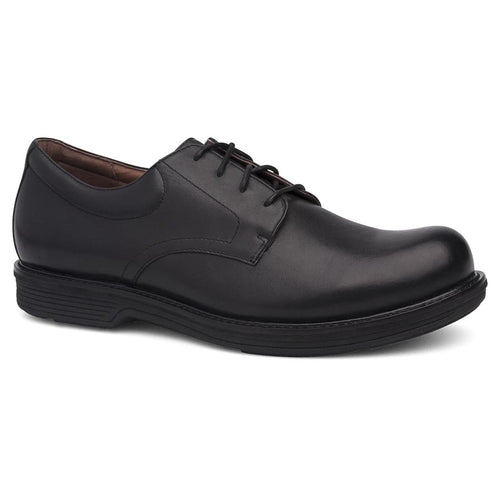 Dansko Josh Oxford - Black Antiqued Calf