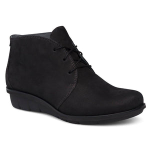 Dansko Joy Ankle Boot - Black Nubuck
