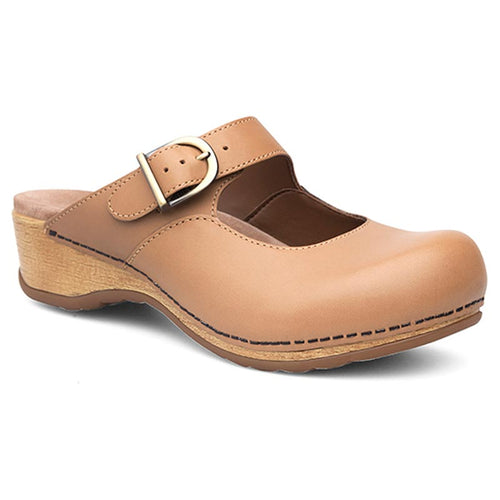 Dansko Martina Clog - Sand Leather