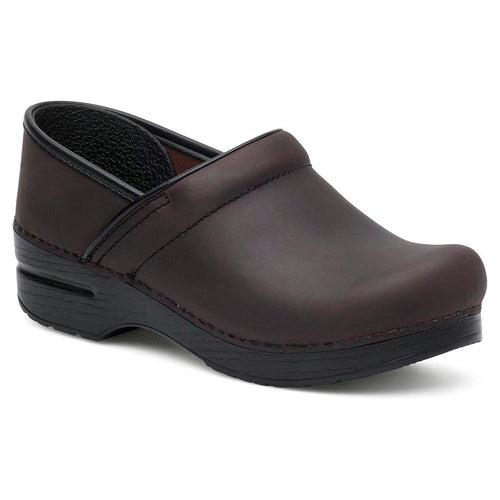 Dansko Professional Clog - Antique Brown Oiled