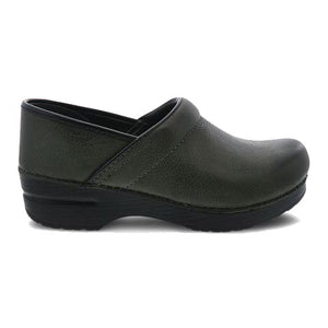 Dansko Professional Clog - Moss Burnished Nubuck