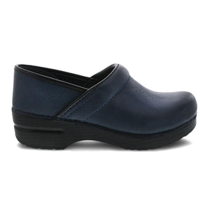 Dansko Professional Clog - Navy Burnished Nubuck
