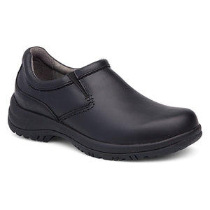 Dansko Wynn - Black Smooth