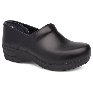 Dansko XP 2.0 Clog - Black Pull Up Leather