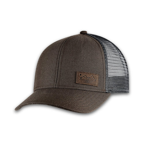 Pistil Dean Trucker Hat - Brown