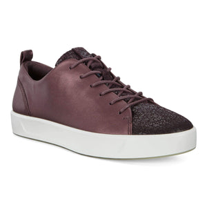 Ecco Soft 8 Sneaker - Fig / Fig