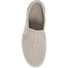 Ecco Soft 7 Woven Slip-On - Grey Rose top