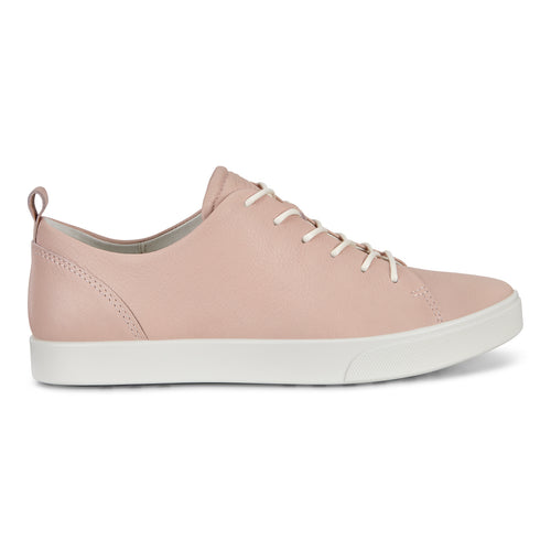 Ecco Gillian Tie Sneaker - Rose Dust