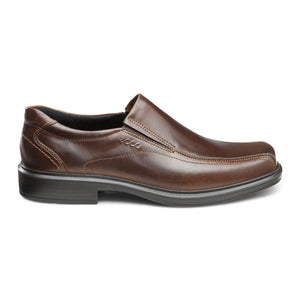 Ecco Helsinki Slip On Cocoa Brown