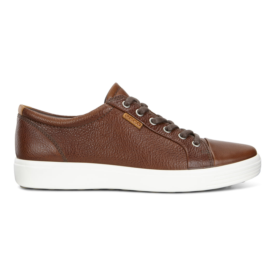 Ecco Soft 7 Lace - Whisky