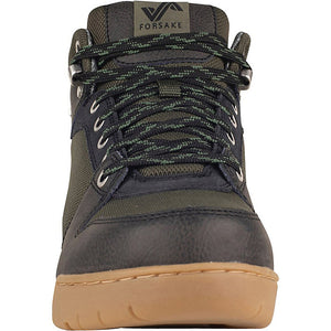 Forsake Clyde II Hiking Boot - Black / Cypress front