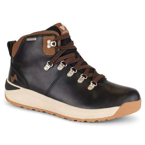 Forsake Halden Hiking Shoe - Black / Tan