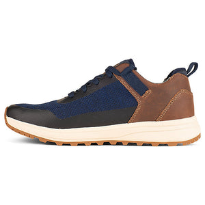 Forsake Maddox Hiking Shoe - Brown / Navy Side