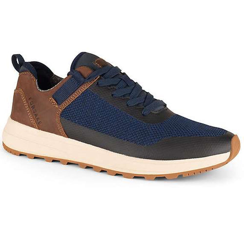 Forsake Maddox Hiking Shoe - Brown / Navy