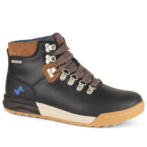 Forsake Patch Hiking Boot - Black / Tan