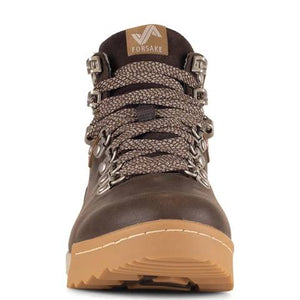 Forsake Patch Hiking Boot - Mocha / Tan Front