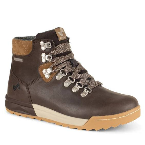 Forsake Patch Hiking Boot - Mocha / Tan
