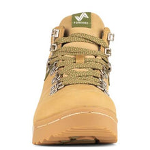 Forsake Patch Hiking Boot - Sand / Cypress Front
