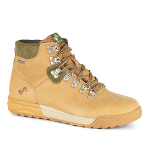 Forsake Patch Hiking Boot - Sand / Cypress