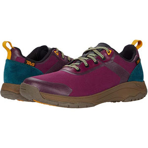 Teva Gateway Low Hiking Shoe - Amaranth Retro