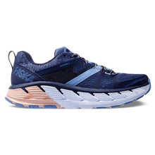 Hoka One One Gaviota 2 Mood Indigo Dusty Pink Profile