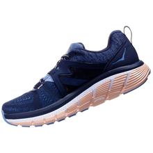 Hoka One One Gaviota 2 Mood Indigo Dusty Pink Inside Angle