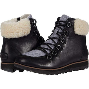 Sorel Harlow Lace Cozy - Black