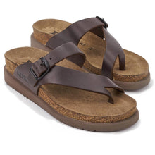 Mephisto Helen Sandal - Dark Brown pair