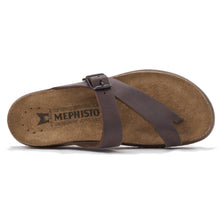 Mephisto Helen Sandal - Dark Brown top