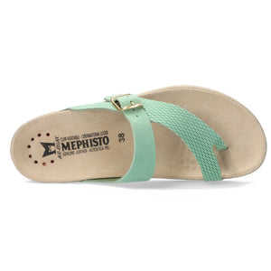 Mephisto Helen Mix - Mint Sand Perf top