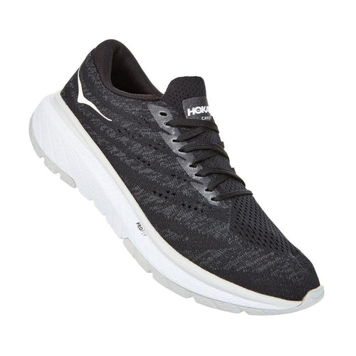 Hoka One One Cavu 3 Training Shoe - Black / White